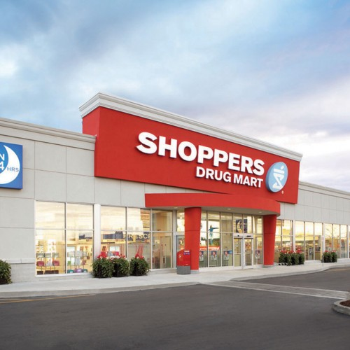 A large-format Shoppers Drug Mart store: the Company's 1000th store opened in 2007 in Toronto. (CNW Group/Shoppers Drug Mart Corporation)
